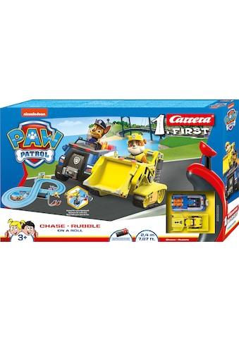 """Carrera® Autorennbahn """"Carrera® First  -  Paw Patrol, On a Roll"""", (Streckenlänge 2,4 m) kaufen"""