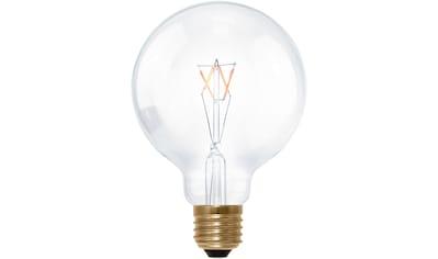 SEGULA LED-Leuchtmittel »Globe«, E27, 1 St., Extra-Warmweiß, Vintage LED, LED Vintage Style, dimmbare LED, LED Leuchtmittel klassisch, LED klar, LED Globe kaufen