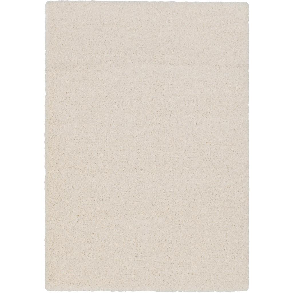 SCHÖNER WOHNEN-Kollektion Hochflor-Teppich »Energy«, rechteckig, 45 mm Höhe, Wunschmaß, weiche Microfaser