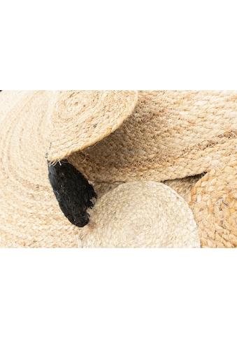 morgenland Teppich »Sisalteppich Teppich Boldo«, rund, 6 mm Höhe kaufen