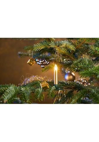 BONETTI LED - Christbaumkerzen 25  - flammig kaufen