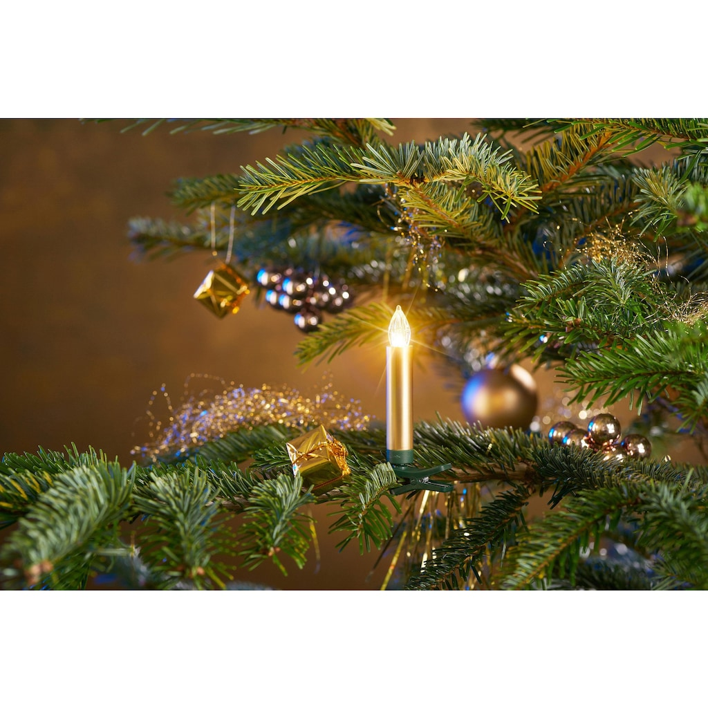 BONETTI LED-Christbaumkerzen 25 -flammig