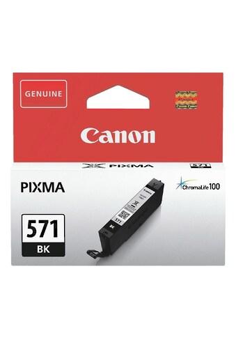Canon Tintenpatrone »CLI - 571 BK« kaufen