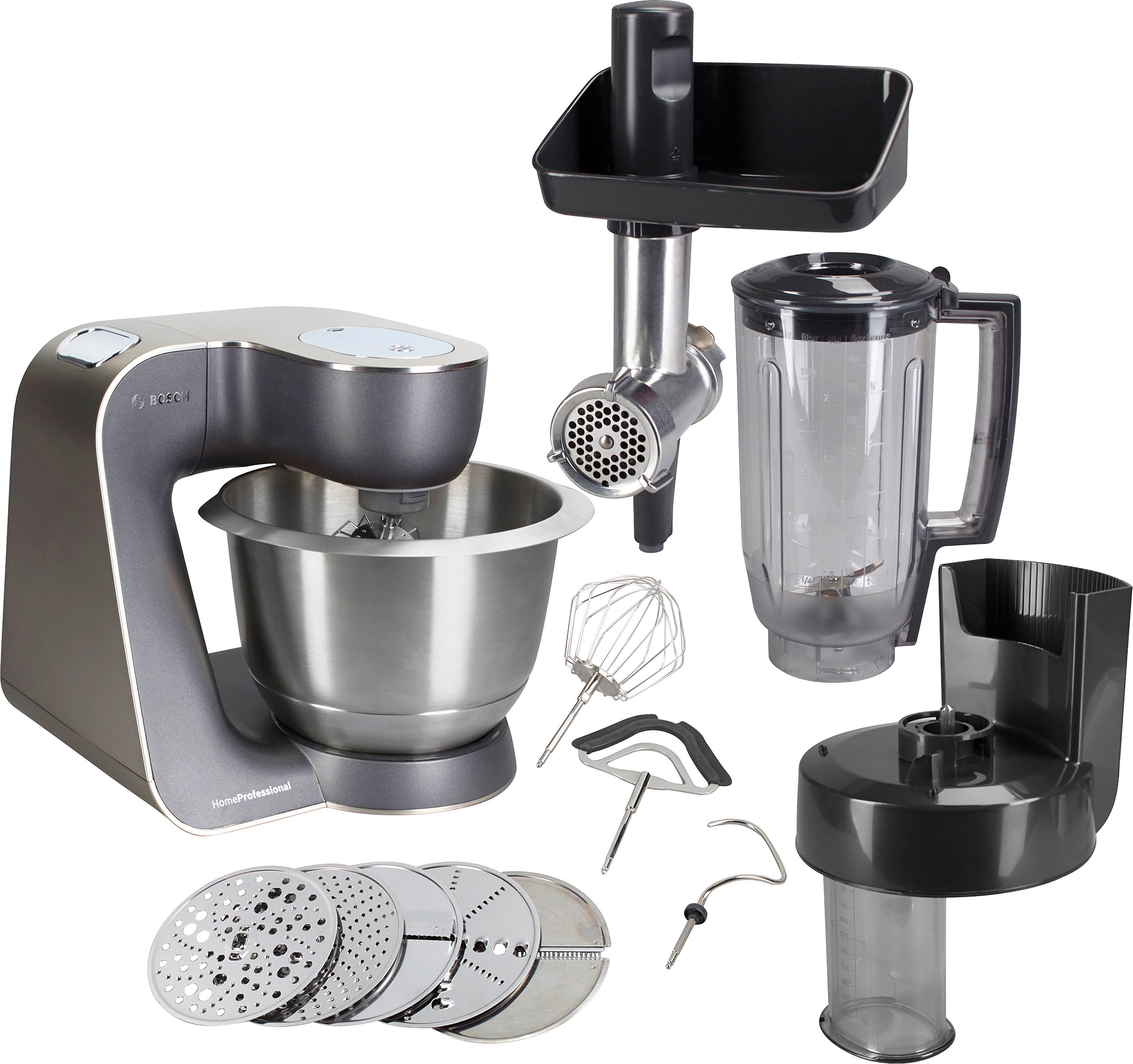 Bosch Küchenmaschine Profi 67: Mum 4405