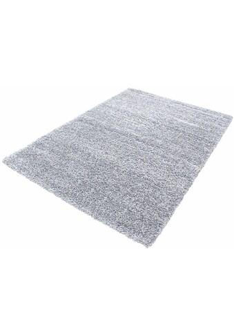 Hochflor - Teppich, »Life Shaggy 1500«, Ayyildiz, rechteckig, Höhe 30 mm, maschinell gewebt kaufen