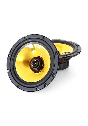 "Auna Auto Lautsprecher 16,5cm (6,5"") 600 W Paar »CS 65« kaufen"