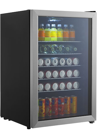 Hanseatic Getränkekühlschrank »HBC115FCBH«, HBC115FCBH, 84,5 cm hoch, 54 cm breit kaufen