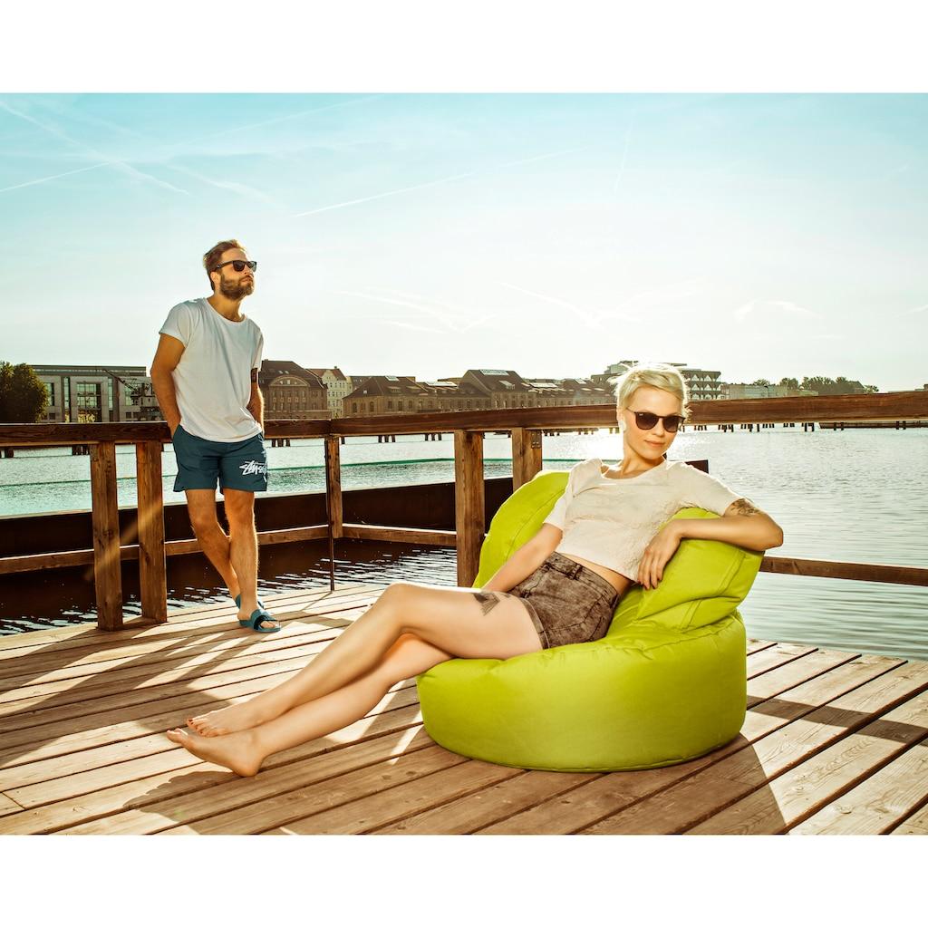 MAGMA Sitzsack »SCUBA Bebop Uni«, 2er Set, Indoor / Outdoor geeignet