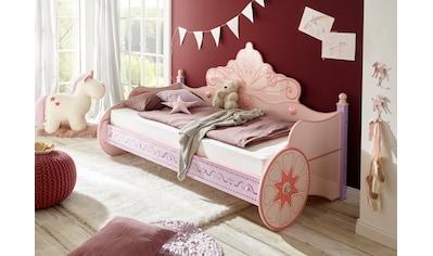 Begabino Kinderbett, für kleine Prinzessinnen kaufen