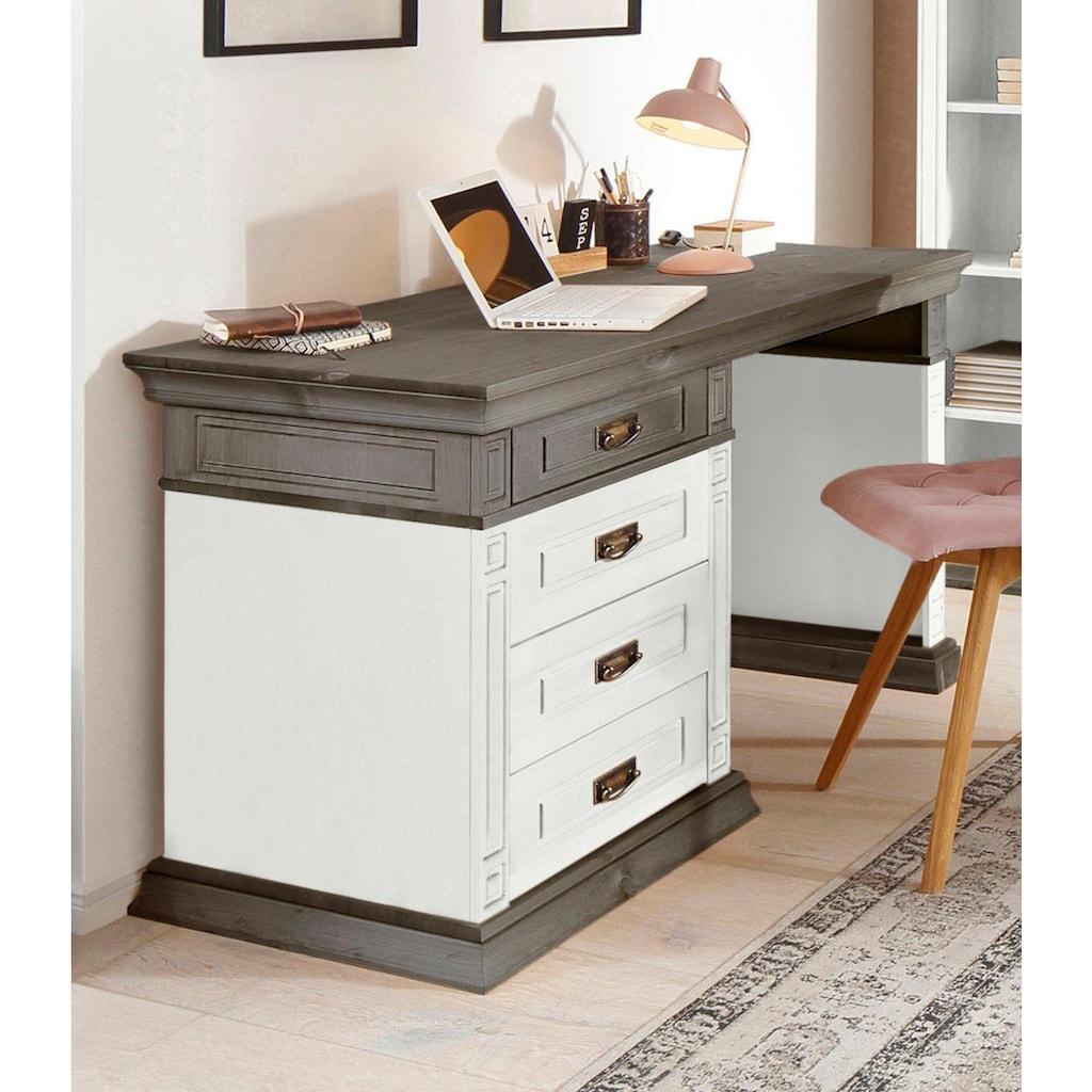 Home affaire Schreibtisch »Vinales«, Breite 138 cm.