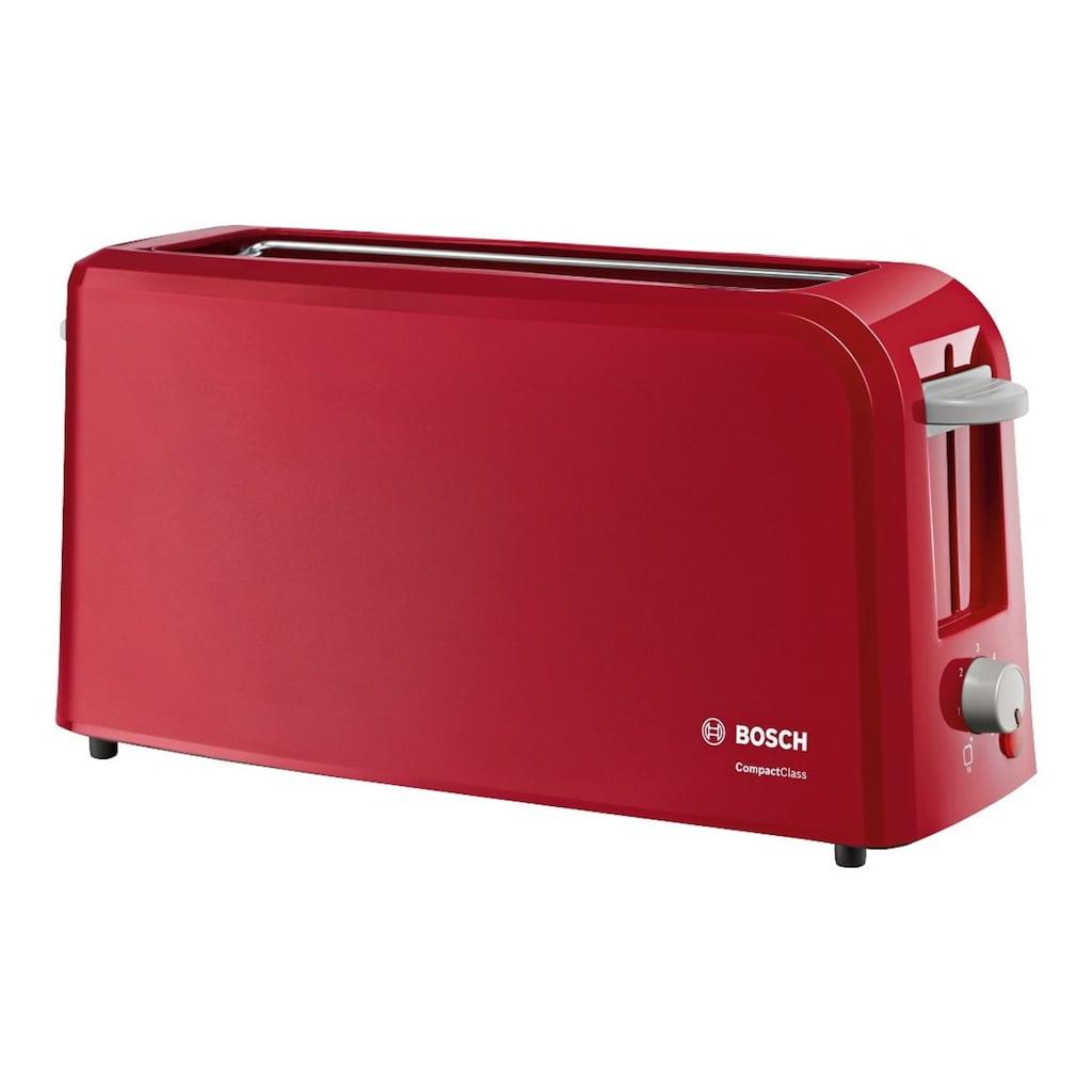 BOSCH Toaster »CompactClass TAT3A004«, 1 langer Schlitz, 980 W