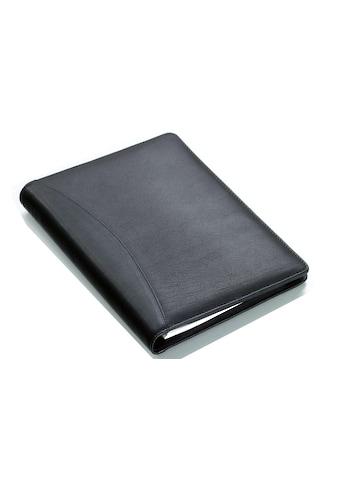 Alassio® Schreibmappe »DIN A5, Bormio«, mit Taschenrechner kaufen