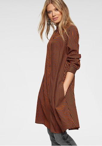 Aniston CASUAL Longbluse, im Streifen und Ringel Dessin kaufen