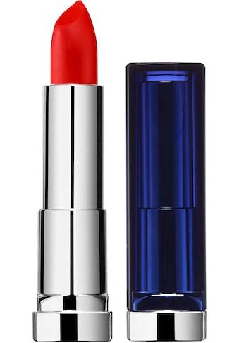 "MAYBELLINE NEW YORK Lippenstift ""Color Sensational Loaded Bolds"" kaufen"
