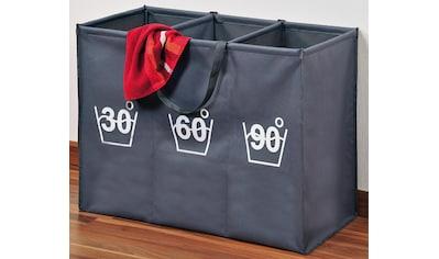 KESPER for kitchen & home Wäschesortierer, (1 St.), mit beidseitigem Aufdruck kaufen