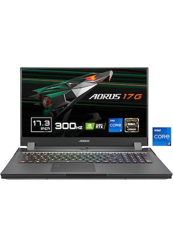 "Gigabyte Gaming-Notebook »YD-73DE345SH«, (43,94 cm/17,3 "" Intel Core i7 GeForce RTX... kaufen"