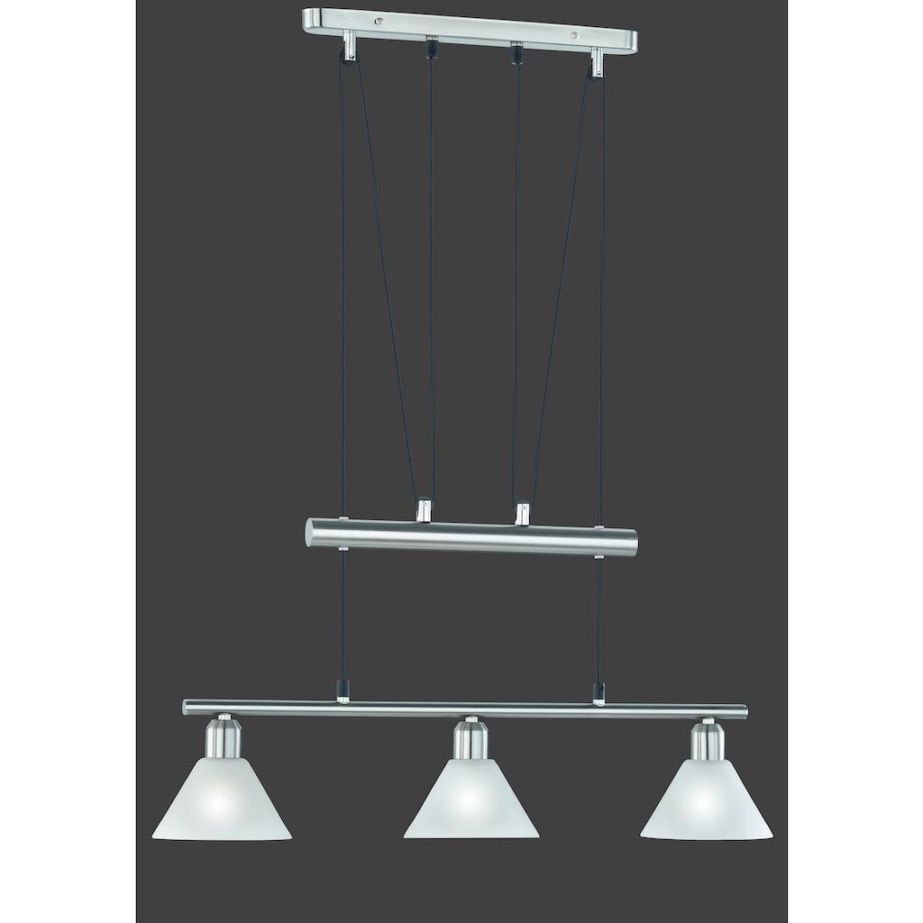 TRIO Leuchten Pendelleuchte »Stamina«, E14, Hängeleuchte, Hängelampe, höhenverstellbar