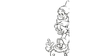KOMAR XXL Poster »Snow White Dwarves« kaufen