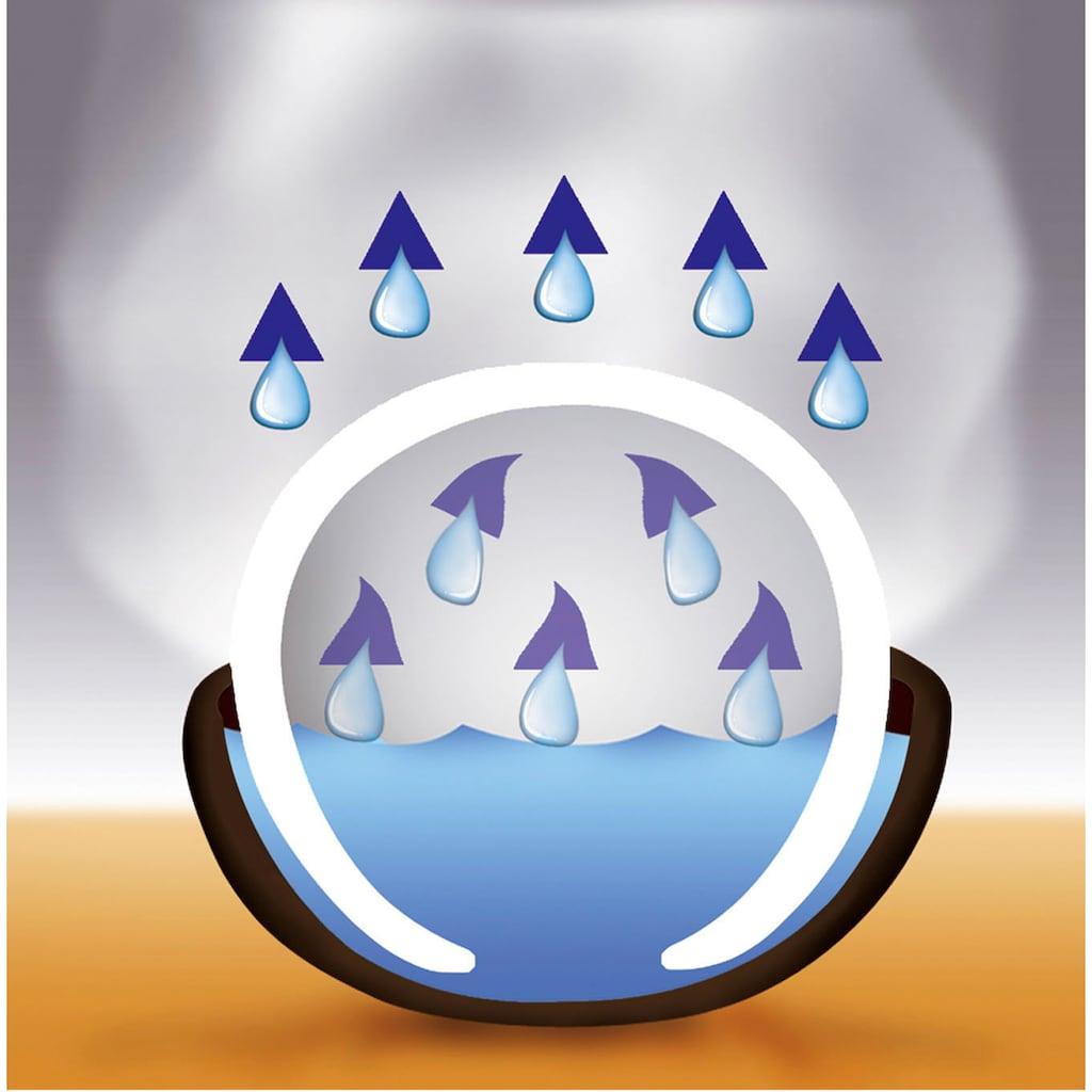 WENKO Luftbefeuchter »Rondo«, 0,2 l Wassertank, Verdunstung