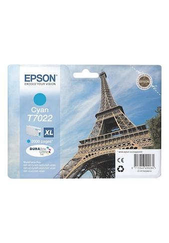 Epson Tintenpatrone XL »T7022« kaufen