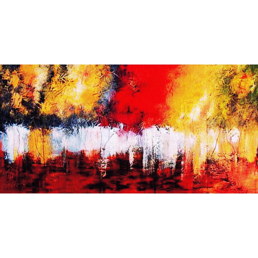 my home Gemälde »Abatract III«, (100/3,5/50 cm)