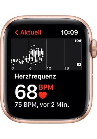 Apple Smartwatch »Watch SE GPS + Cellular, 44mm«, (Watch OS 7) kaufen