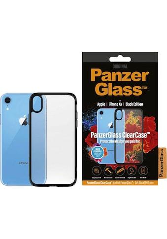 PanzerGlass Handytasche »ClearCase mit Blackframe für Apple iPhone XR« kaufen