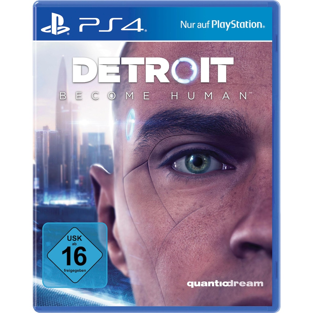 Detroit Become Human PlayStation 4