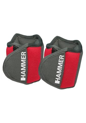 Hammer Gewichtsmanschette »Hammer Set: Gewichtsmanschetten«, 1 kg, (Set, 2 tlg.) kaufen