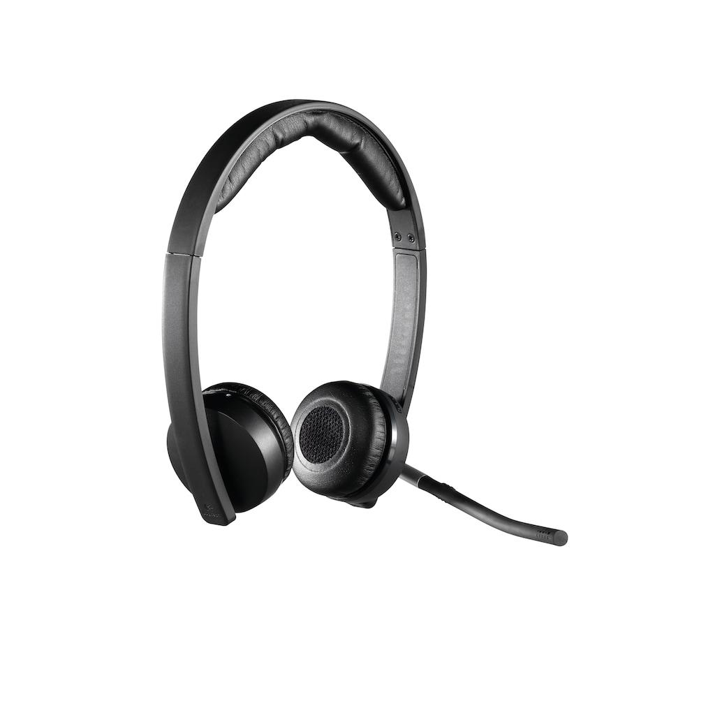 Logitech Gaming-Headset »H820e«