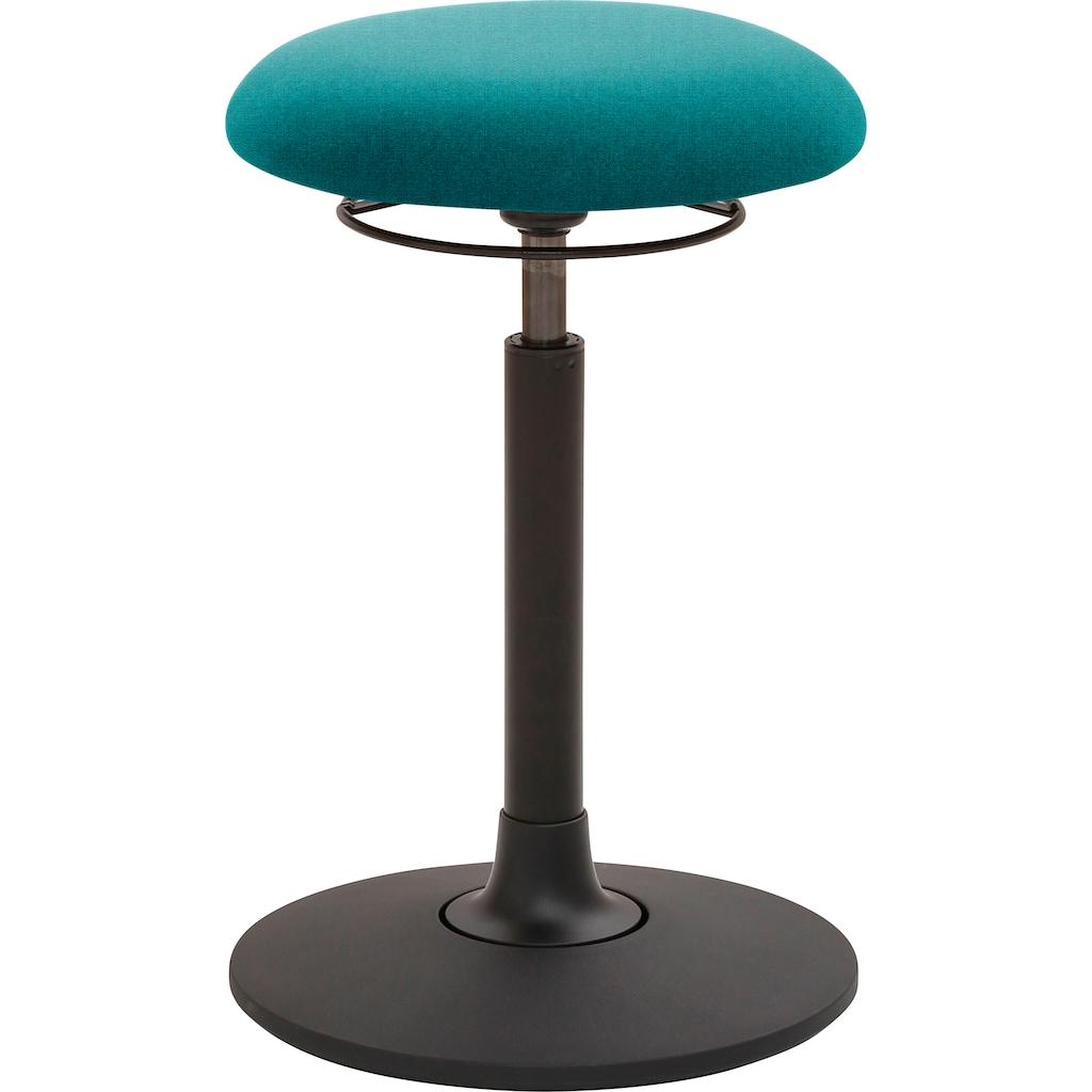 Mayer Sitzmöbel Drehhocker »Pendelhocker myMOBILIS«, ermöglicht dynamisches Sitzen