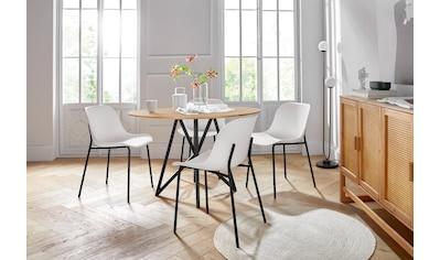 andas Esstisch »Krum«, aus Massivholz kaufen