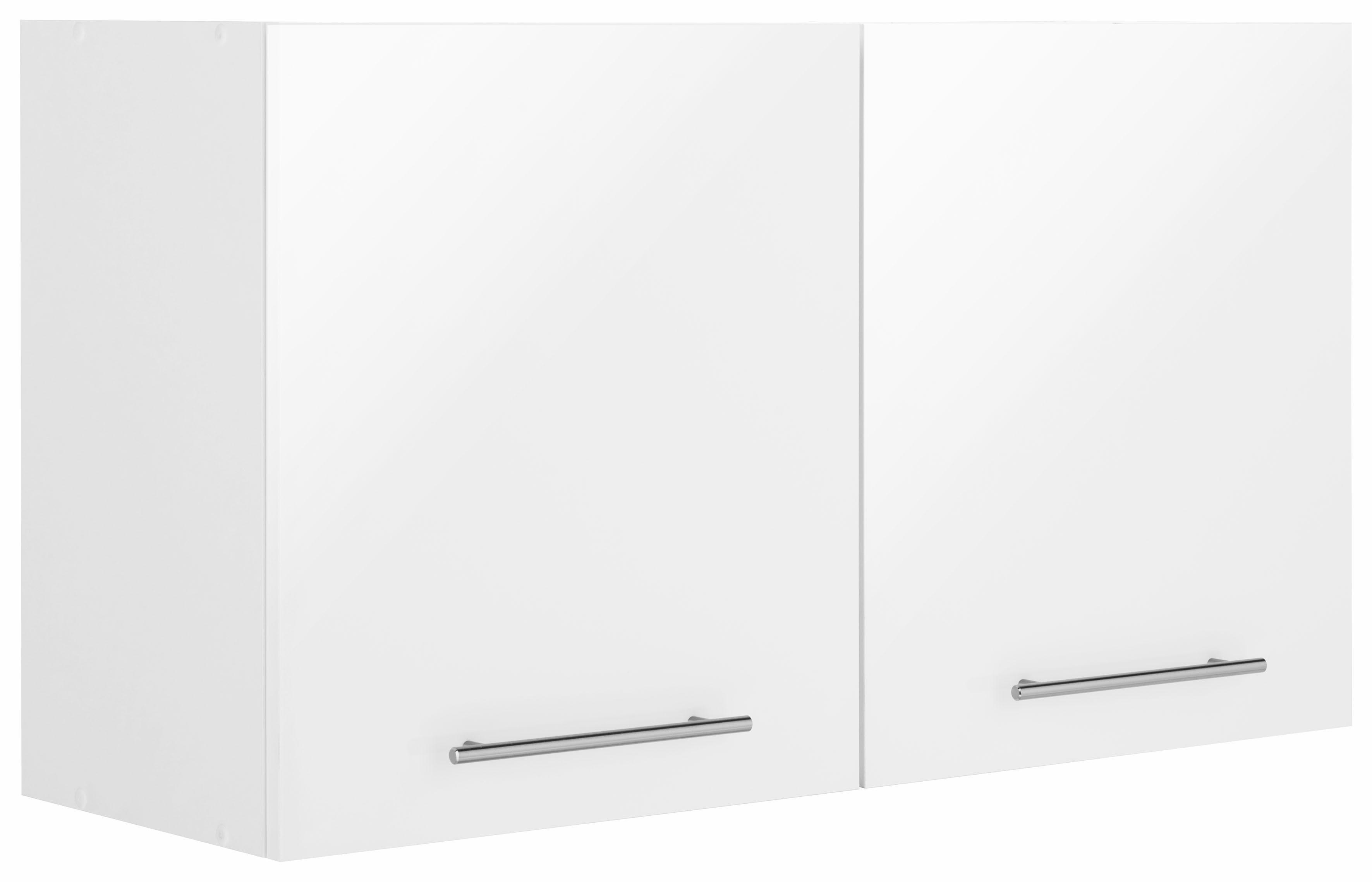 Wiho Küchen Hängeschrank »Ela«, Breite 100 cm | Küche und Esszimmer > Küchenschränke > Küchen-Hängeschränke | Weiß | Melamin | WIHO KÜCHEN