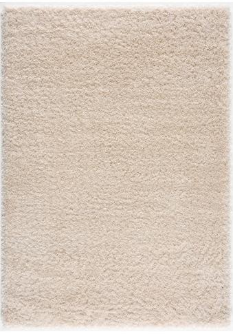 Sanat Hochflor-Teppich »Porto«, rechteckig, 45 mm Höhe, weiche Oberfläche kaufen