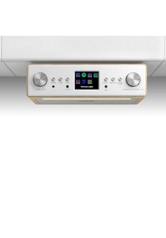 """Auna Soundchef Küchenunterbauradio Internet DAB+ UKW 2x3"""" - Boxen »Soundchef B« kaufen"""