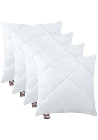 SEI Design Microfaserkissen »Classic Dream«, Füllung: 100% Polyester, Bezug: 100%... kaufen