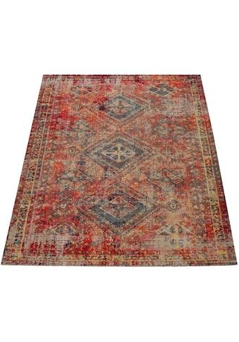 Paco Home Teppich »Artigo 432«, rechteckig, 4 mm Höhe, Orient-Optik, Vintage Design,... kaufen