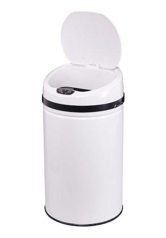 ECHTWERK Mülleimer »INOX WHITE«, Infrarot-Sensor, Fassungsvermögen 30 Liter kaufen
