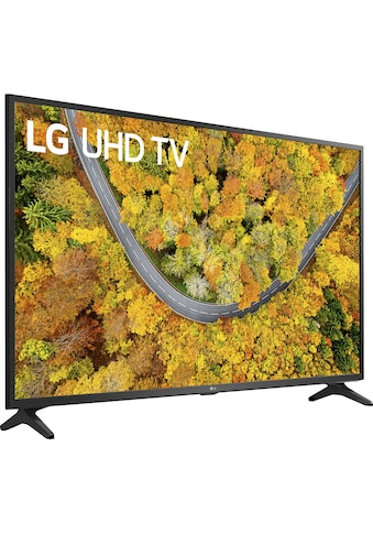 "LG LCD-LED Fernseher »55UP75009LF«, 139 cm/55 "", 4K Ultra HD, Smart-TV kaufen"