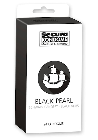 Secura Kondome »Black Pearl« kaufen