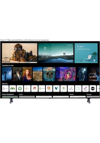 LG LCD-LED Fernseher »55NANO759PA«, 139 cm/55 Zoll, 4K Ultra HD, Smart-TV, NanoCell kaufen