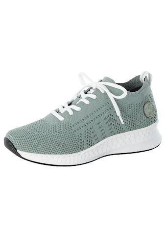 Rieker Sneaker, in gestricktem Look kaufen