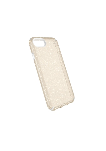 Speck HardCase »PRESIDIO iPhone (8/7/6S/6) Clear With Gold Glitter« kaufen
