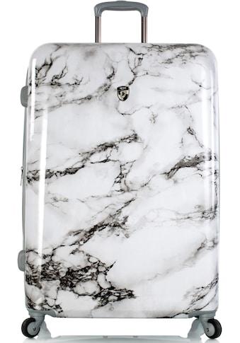 Heys Hartschalen-Trolley »Bianco, 76 cm, Marmor«, 4 Rollen kaufen