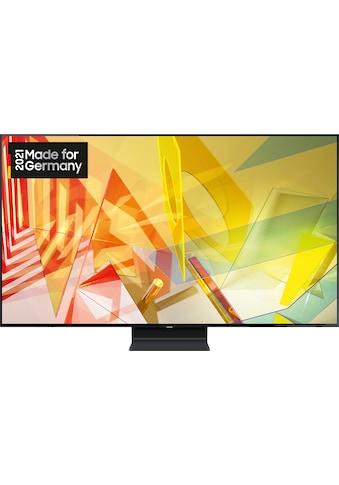 """Samsung QLED-Fernseher »GQ65Q90TGT«, 163 cm/65 """", 4K Ultra HD, Smart-TV kaufen"""