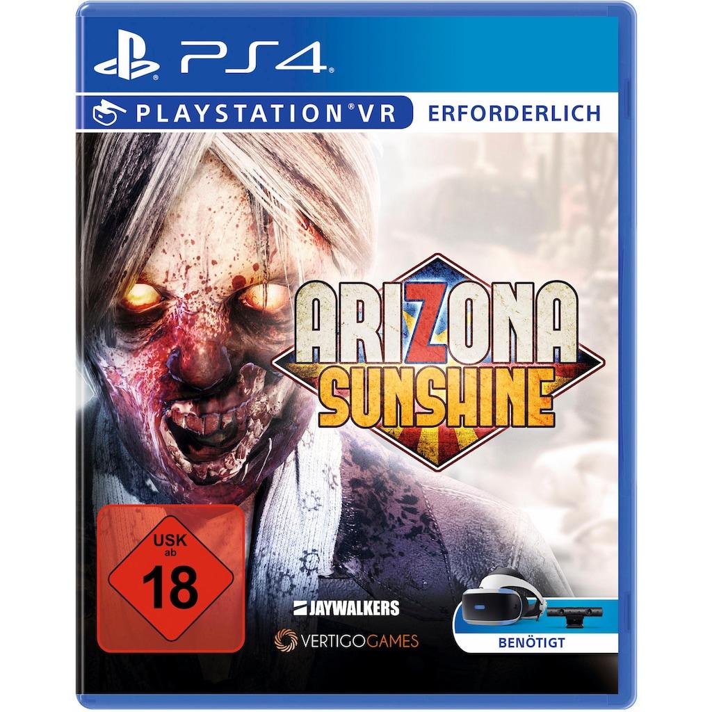 Arizona Sunshine VR PlayStation 4