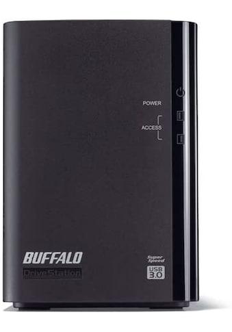 Buffalo Technology DriveStation Duo 8TB USB 3.0 »Externe Speicherlösung« kaufen