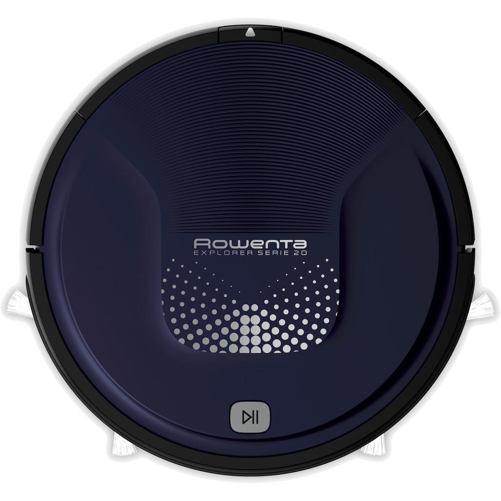 Rowenta Nass-Trocken-Saugroboter »RR6871 Aqua Smart Force Essential, mit Wischfunktion«