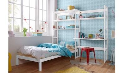 Hoppekids Jugendzimmer-Set »Skagen«, (Set, 13 St.), inkl. Bett und Schreibtisch kaufen