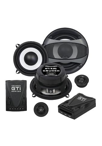 Crunch 2 - Wege - Komponenten - Lautsprechersystem 13,0 cm »GTI5.2C«, (ein Set) kaufen